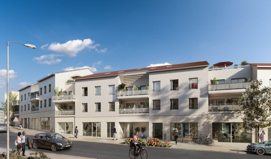 Programme immobilier neuf coeur marcy optic immo